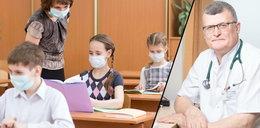 Czy szalony rozwój epidemii to efekt otwarcia szkół? Eksperci nie mają wątpliwości