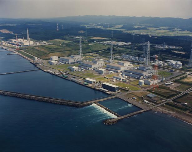 Elektrownia atomowa Kashiwazaki-Kariwa fot.8, mat. Bloomberg