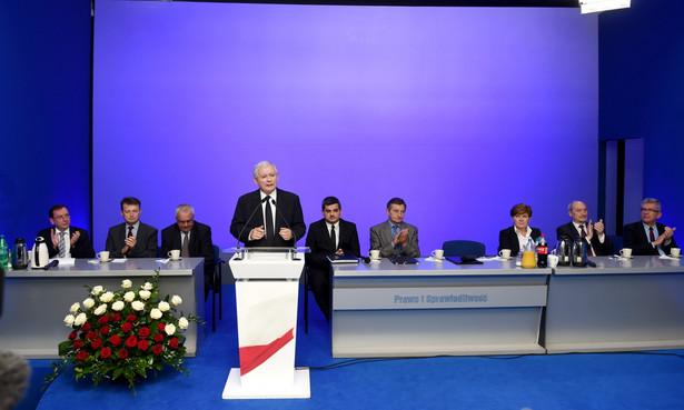 Rada Polityczna PiS. Fot. PAP/Radek Pietruszka