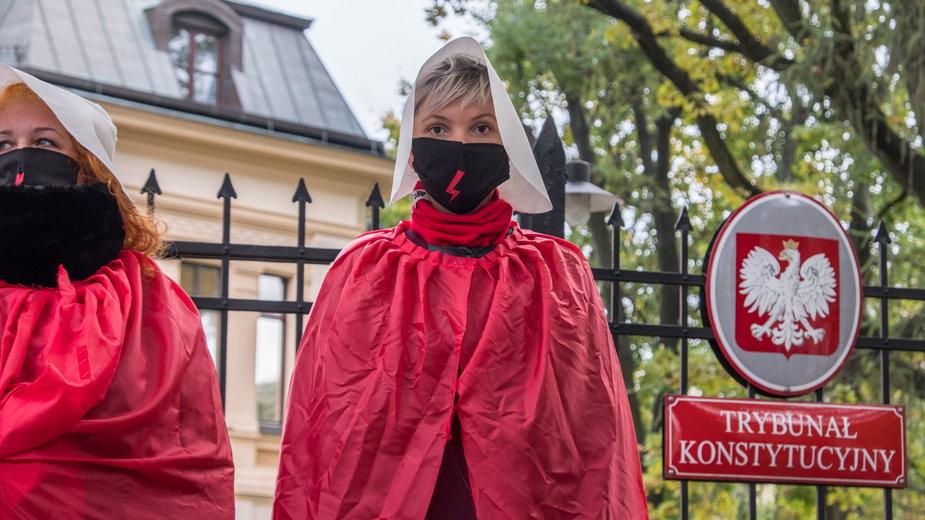 Po orzeczeniu TK aktywistki aborcyjne zebrały milion złotych