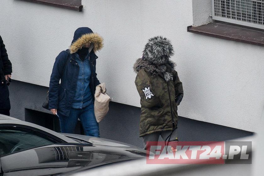 Dorota R. zatrzymana przez policję!