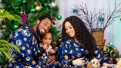 D'banj welcomes 2nd child with wife Lineo Didi Kilgrow