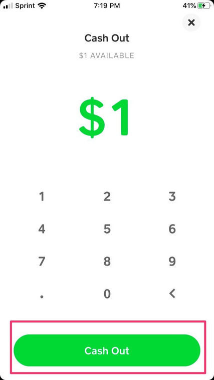 How to cash out on Cash App