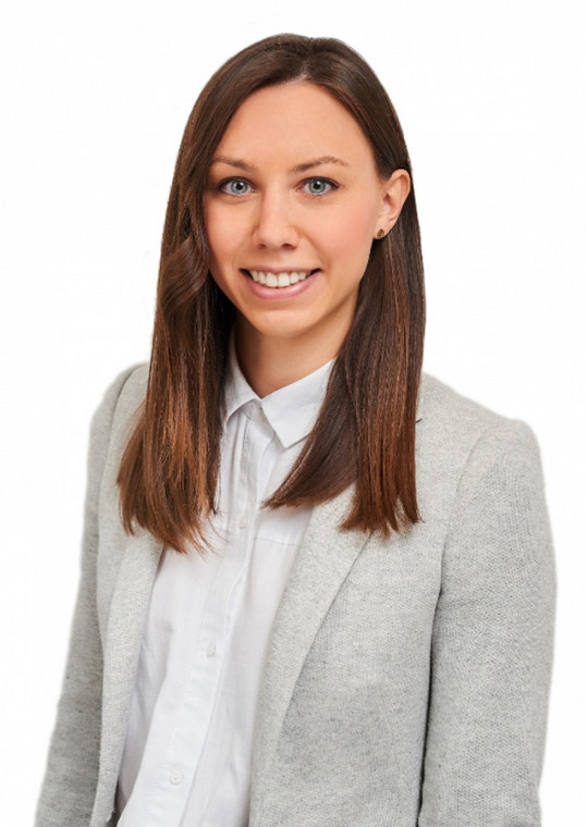Justyna Kamińska, aplikant rzecznikowski w Kancelarii KONDRAT i Partnerzy