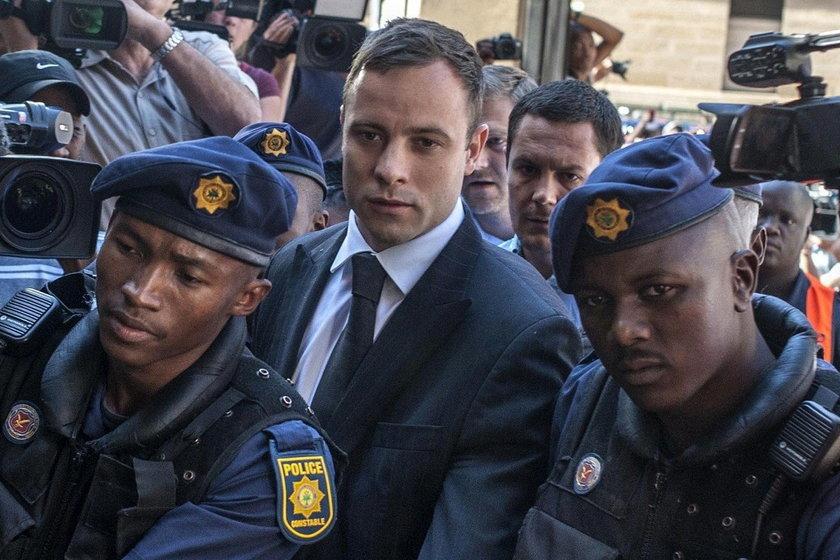Oscar Pistorius wychodzi z więzienia i chce pracować z dziećmi