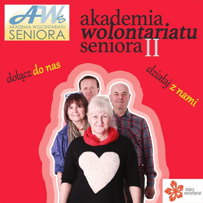 Akademia Wolontariatu Seniora II