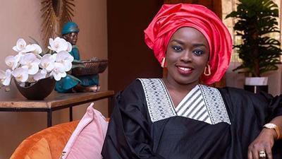 """L'actrice """"Lalla Piém Ndiaye"""" s'est remariée!"""