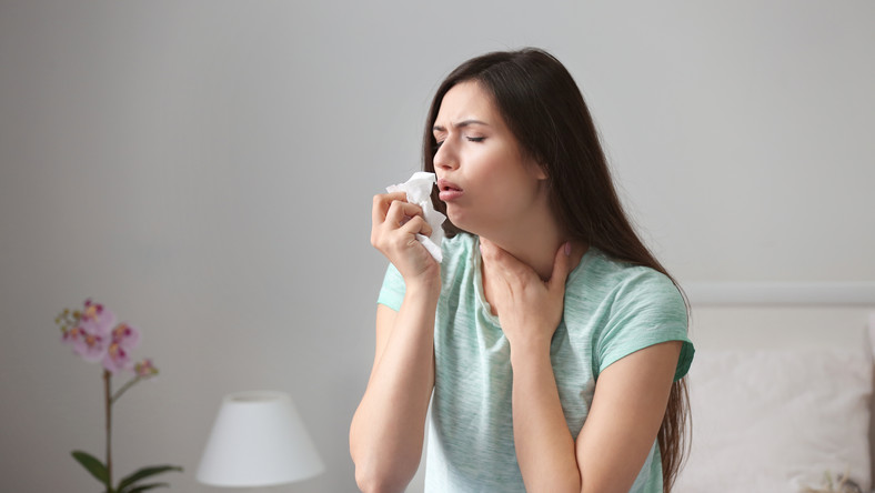 Alergicy reagujący na pyłki olchy i leszczyny będą jednak mogli wkrótce nieco odetchnąć