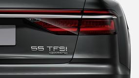 Audi zmienia oznaczenie swoich modeli