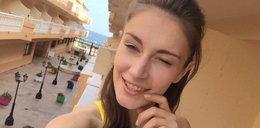 Polska modelka na plaży nudystów