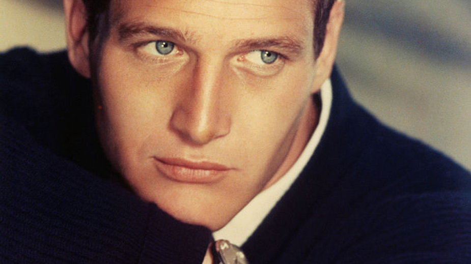 Paul Newman w 1950 roku