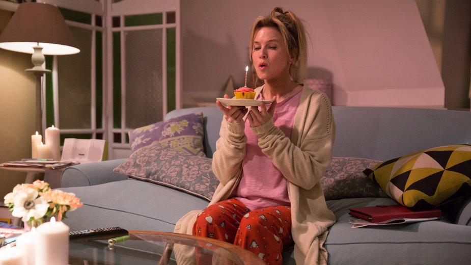 """Renee Zellweger w filmie """"Bridget Jones 3"""""""