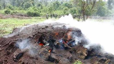 Drunk man throws his baby into burning furnace in Nakuru