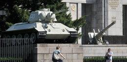 Niemcy nie chcą sowieckiego pomnika