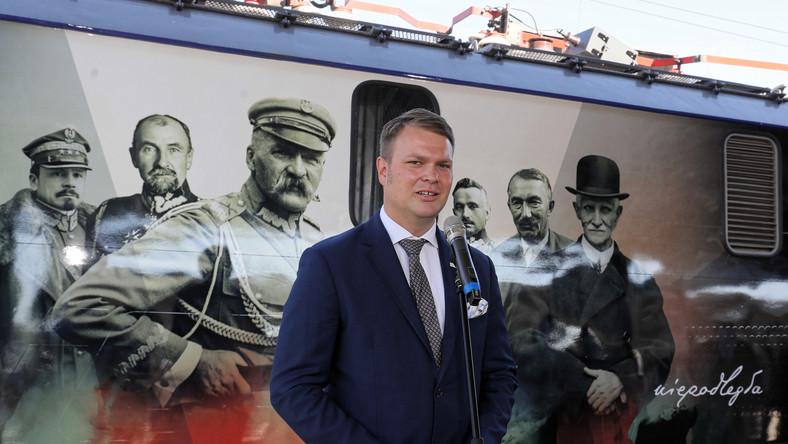 Dyrektor Biura Programu Niepodległa Jan Kowalski