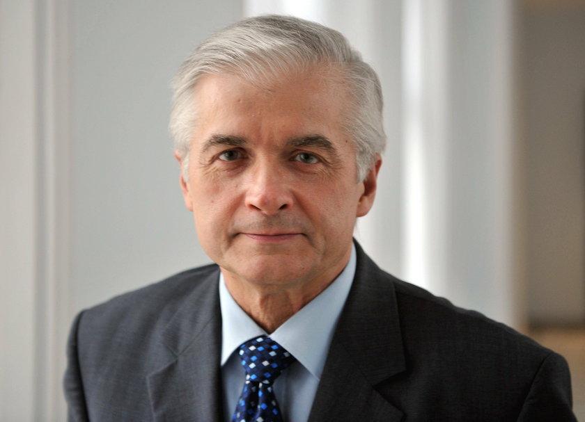 Włodzimierz Cimoszewicz, były premier, marszałek Sejmu, senator i minister spraw zagranicznych