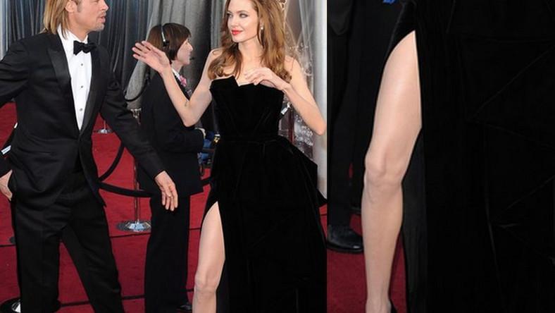 """Noga Angeliny Jolie"" – kolejna odsłona!"