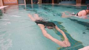 Biegnij po formę: basen