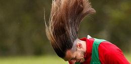 Bardzo słaby występ Garetha Bale'a. Piłkarz imponował tylko... fryzurą