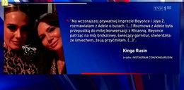 """""""Wiadomości"""" TVP ostro o Kindze Rusin: celebrytka gardzi Polakami!"""