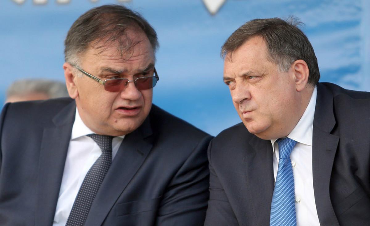 GLASOVI U VRECAMA Dijaspora LOMI izmedju Dodika i Ivanica