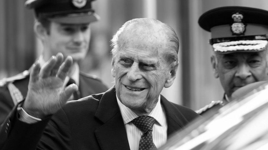 Książę Filip nie żyje. Zmiany w Pałacu Buckingham