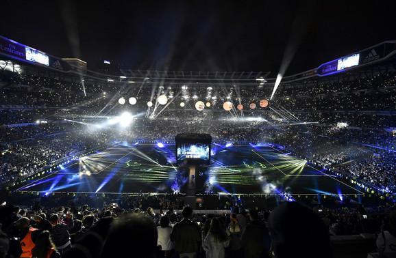 Finale Lige šampiona na stadionu San Siro