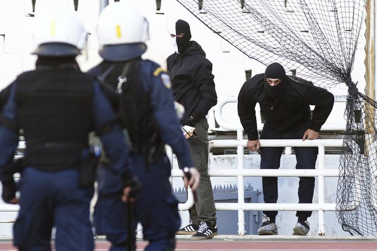 Grčka policija EPA GEORGIA PANAGOPOULOU