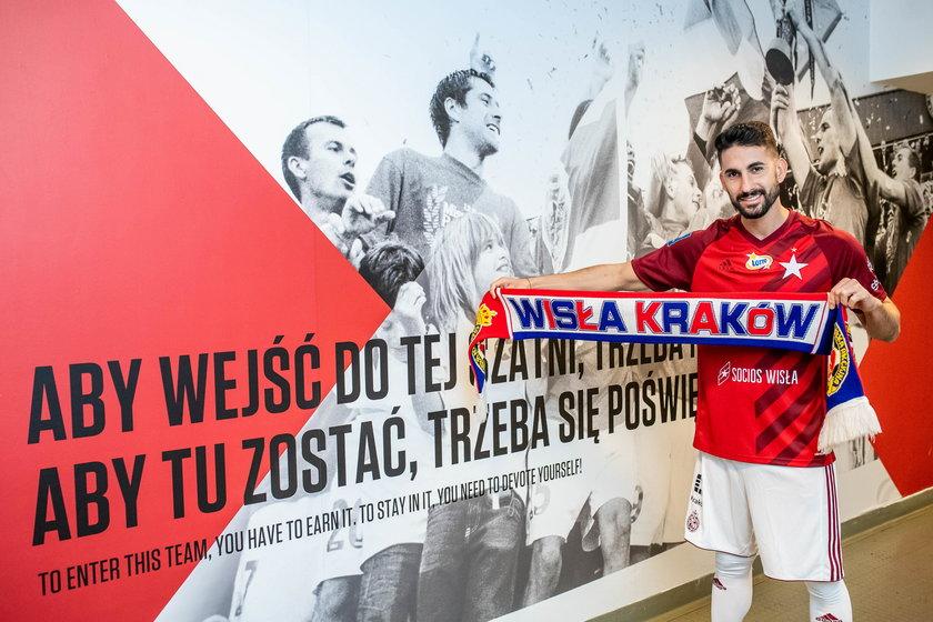 lon Turgeman (29 l.) trafił do Polski zimą i po ledwie trzech treningach znalazł się w pierwszym składzie Wisły Kraków