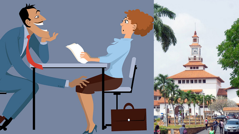 Here's how to report sexual harassment cases at the University of Ghana