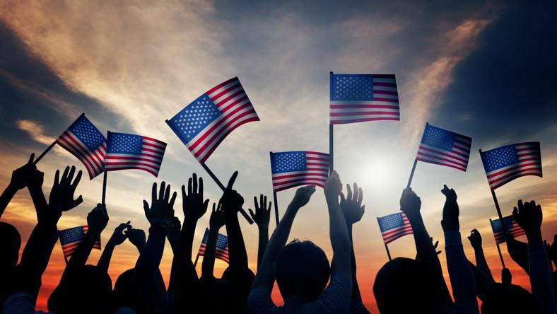 USA, Amerykanie