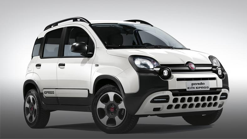 Nowy Fiat Panda City Cross