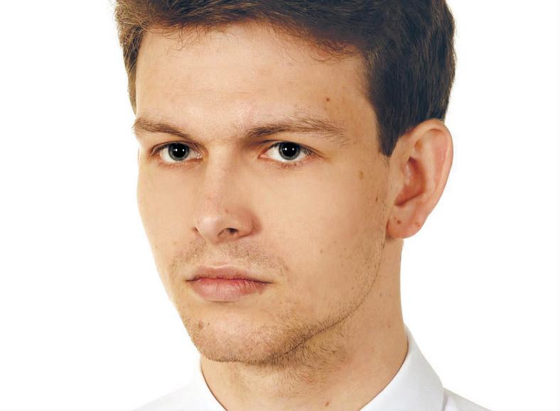 Oskar Pietrewicz, ekspert Polskiego Instytutu Spraw Międzynarodowych fot. materiały prasowe
