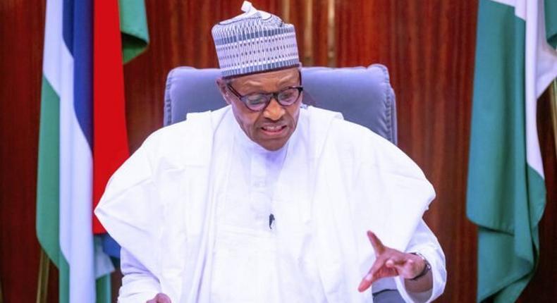 We'll complete Lagos-Ibadan Expressway, 2nd Niger Bridge before 2023– Buhari. [Twitter-Punch]