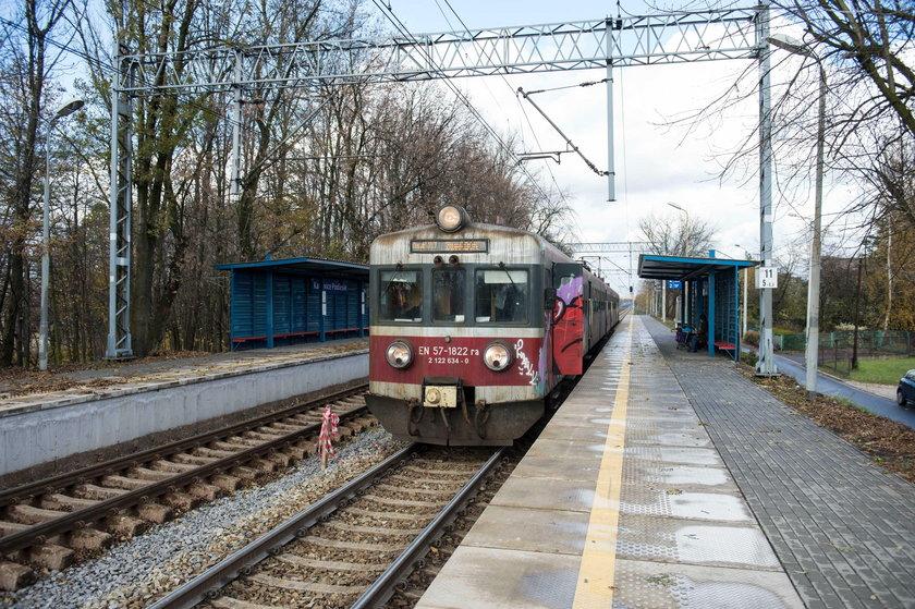 Stacja w Podlesiu