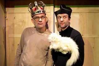 'Trzej muszkieterowie' Castellanosa na 20-lecie Teatru Montownia