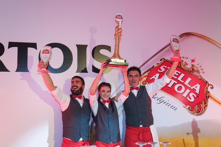Pobednici Stella Artois Draught Mater takmicenja