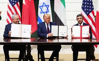 Prezydent Autonomii Palestyńskiej: Nowe porozumienia z Izraelem nie przyniosą pokoju