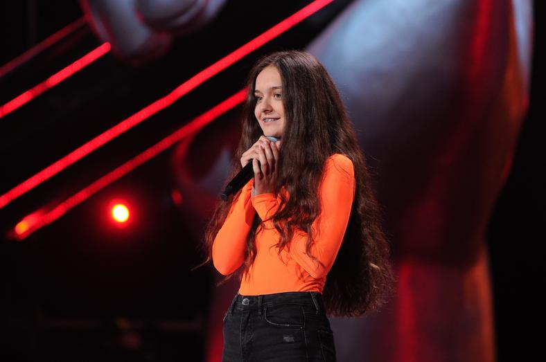 "Milena Alot w ""The Voice Kids 3"""