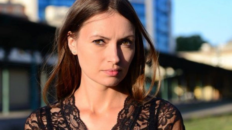 Agnieszka Spirydowicz. Fot. autorki