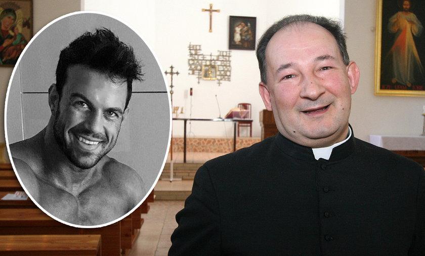 Ks. Janusz Koplewski o śmierci Jacka Kramka