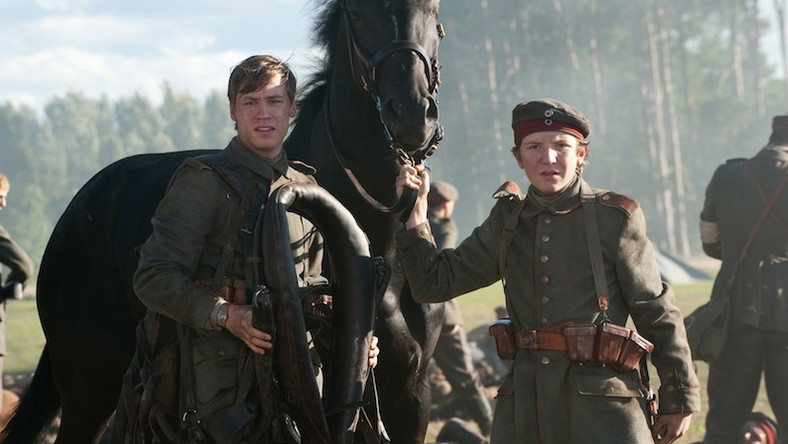 """""""Czas wojny"""" opowieść o losach bohaterskiego konia w czasie I wojny światowej"""