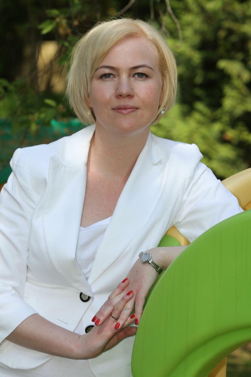 Magdalena Dobrzanska-Frasyniuk