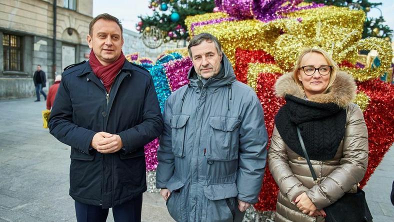 W sobotę 16 grudnia o godzinie 14 miasto zaprasza łodzian na tradycyjne spotkanie