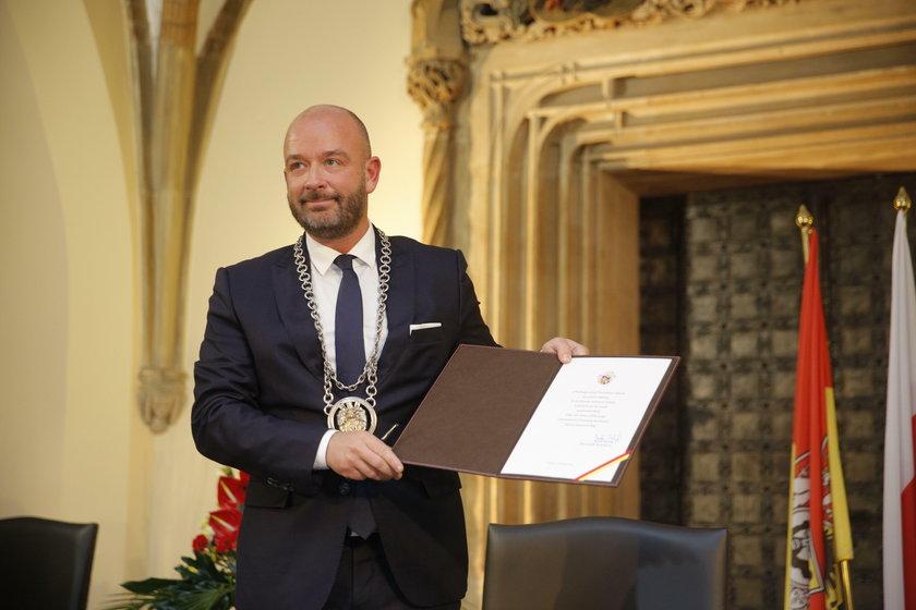 Prezydent Jacek Sutryk