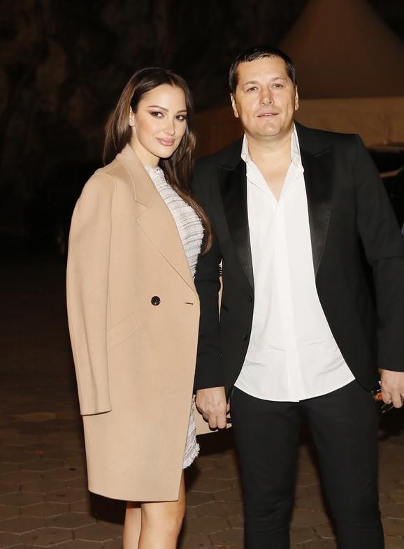 Aleksandra Prijović i Aco Pejović