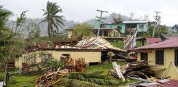 Wiatr zmiótł z powierzchni ziemi całe wioski