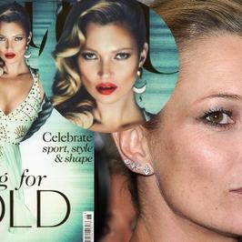 Kate Moss - czy to jest jeszcze jej twarz?