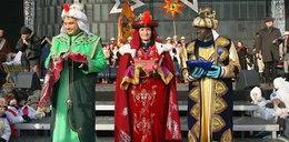 Trzej Królowie przeszli przez stolicę