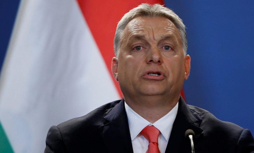 """Orban o awanturze w Polsce. Mówi o """"inkwizycji"""""""